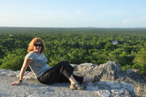 Field Notes Entry 3: Dr Kathy Slater