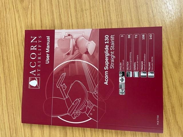Acorn 130 User Manual
