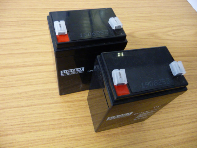 Handicare 1100 Battery Set