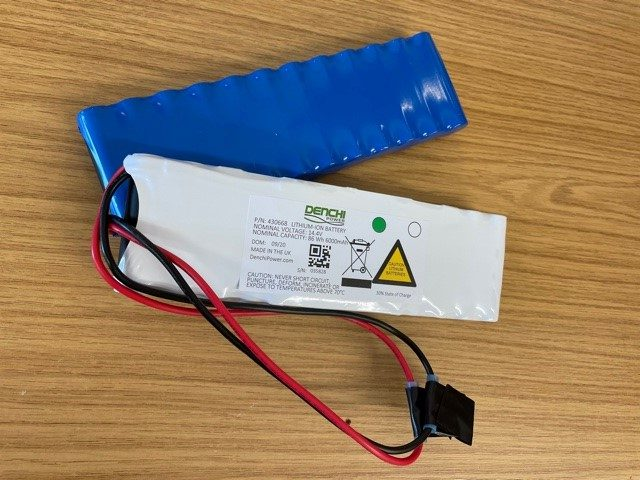 Acorn 180 Battery Set Lithium 14 Volt Li (Pair) – UK Mainland Only