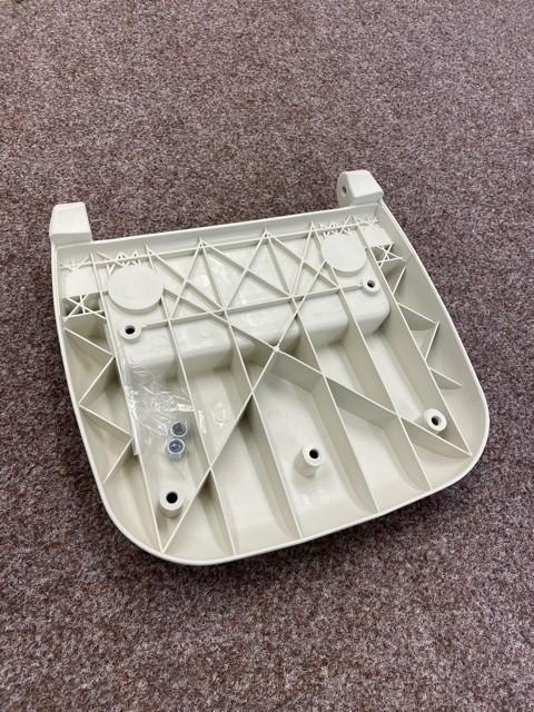 Brooks 130 Seat Fold Moulding – without cushion