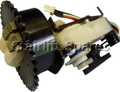 OSG Assembly LH - Bison 80/180