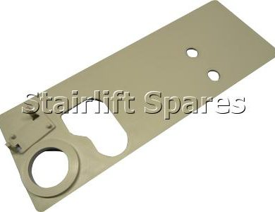 Seat Spacer Cover RH - Compact/Bison/Acorn 50/80/180