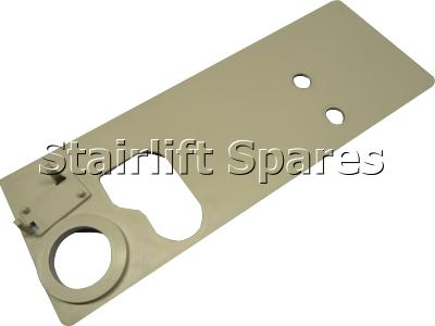 Seat Spacer Cover RH – Compact/Bison/Acorn 50/80/180