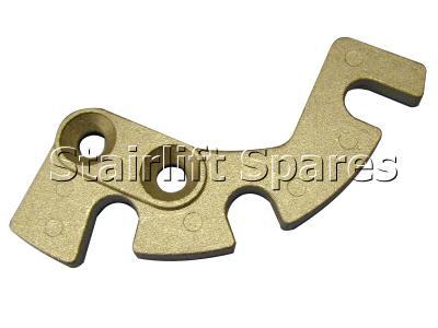 Swivel Seat Lock Quadrant – Acorn Bison 50/80