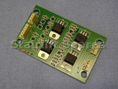 Aux. Motor Control PCB (Compact)