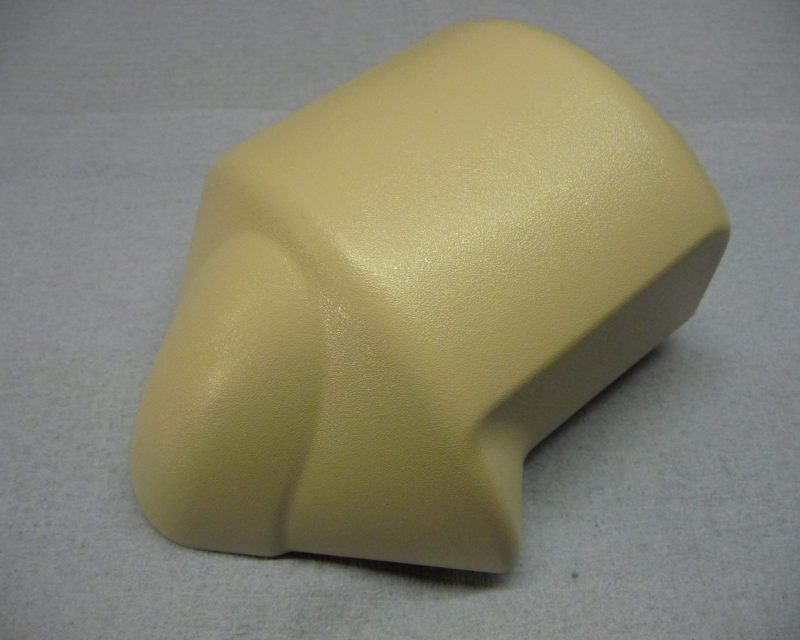 Stannah 420 Track End Cover Top