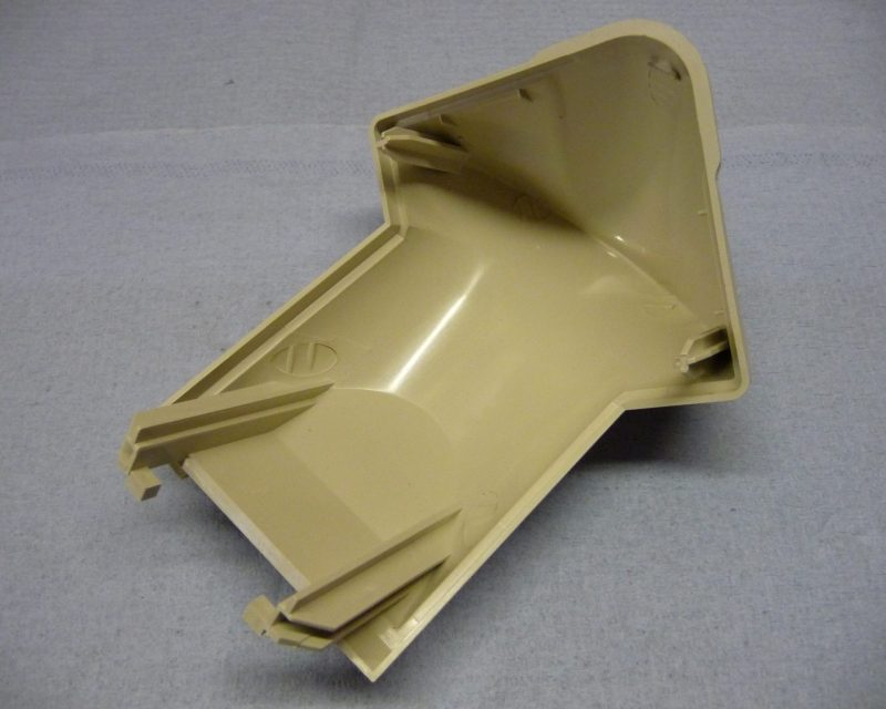 Stannah 420 Track End Cover Bottom