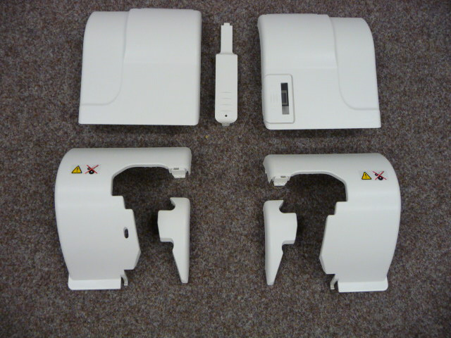 Stannah 600 cover set – Chassis