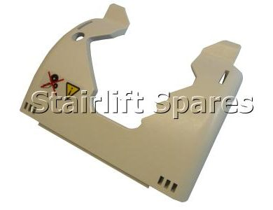Safety Pad Assy LH - Stannah 400/420