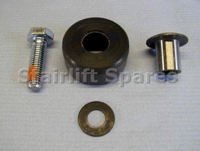 Roller Assy Kit Stannah 400/420/300 (Plain Bearing Type)