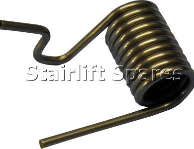 Footrest Spring LH - Stannah 300/400/420