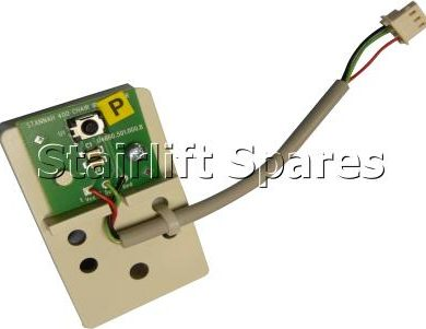 IR Detector Short Cable - Stannah 400/420