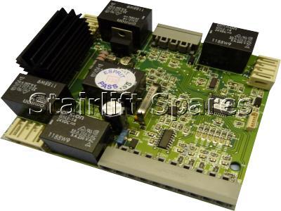 Powered Swivel PCB – Stannah 400 – 420