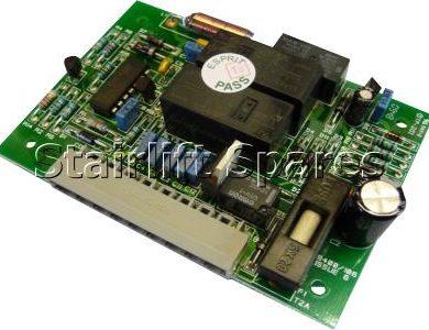 Powered Swivel PCB - Stannah 300/260