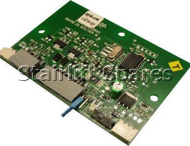 IR Receiver PCB (CEN) - Stannah 400 420