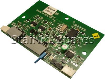 IR Receiver PCB (CEN) – Stannah 400 420