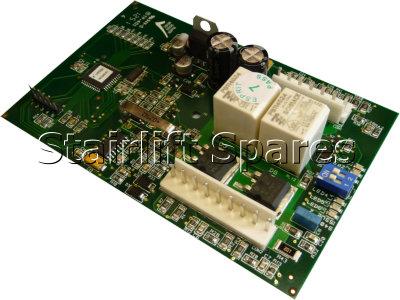 Powered Swivel PCB Starla Seat – Stannah 420/260