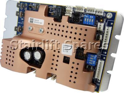 MS Main PCB Molex (Connectors) – Minivator 950/1000/2000