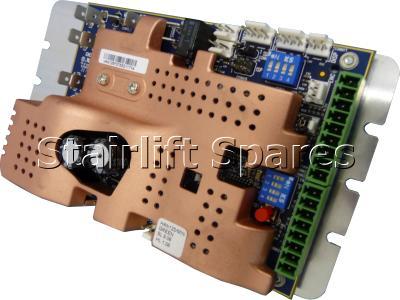 MS Main PCB Green Block – Minivator 950/1000/2000