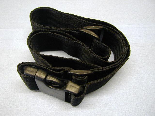 Handicare / Minivator Lap Seat Belt Clipped