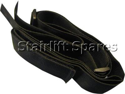Seat Belt (Velcro) – Minivator Handicare models