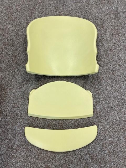 Handicare Smart seat upholstery Sand Beige
