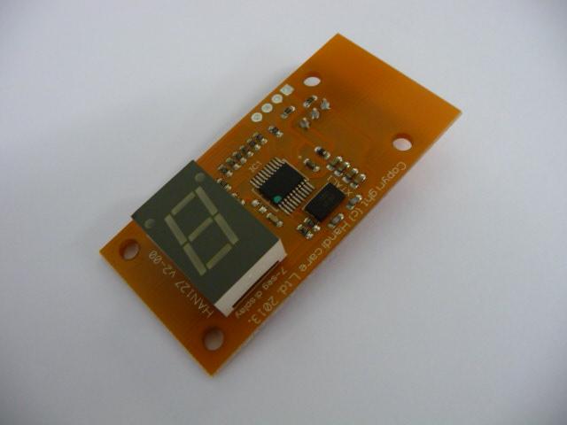 Digital Display PCB – Minivator 1000/2000/950