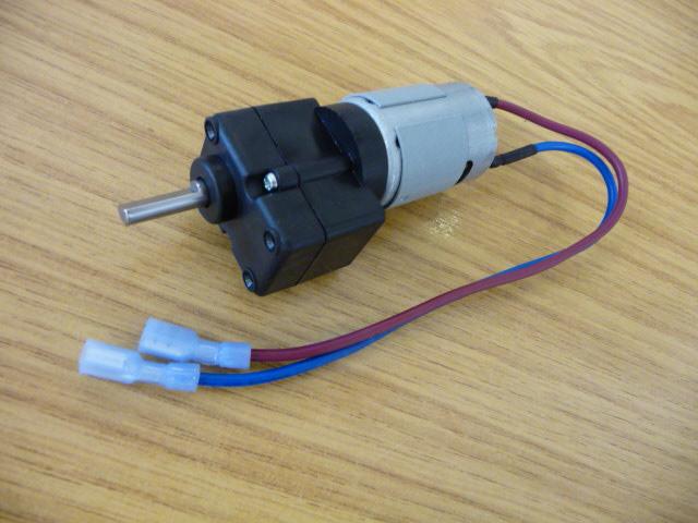 Minivator / Handicare Footrest Motor