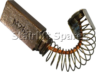 Liftable Cumbria Brush c/w Spring (Bodine Motor)