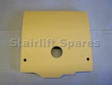 Lower Safety Cover - Brooks Acorn 120 & 130 Slimline (cream)