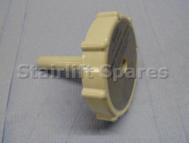 Hand Winding Wheel - Acorn/Bison80/180