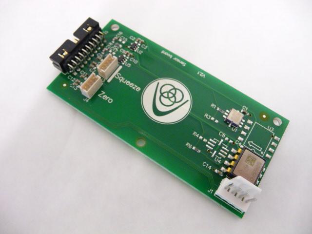 Thyssen Flow 2 Sensor pcb