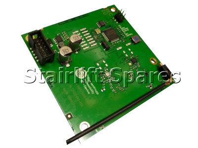 Receiver Board 868Mhz (EU) – Flow 2- 2011 on RF u/i