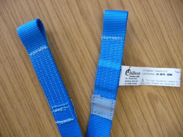Chiltern Wispalong 100 series Lifting tape