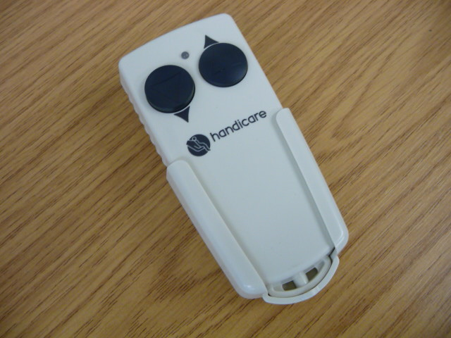 Freelift / Free curve Remote Control Handset