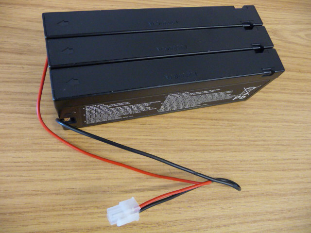 Ergolet Luna 200 Battery 36v