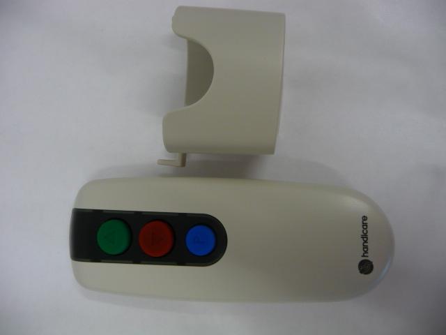 Minivator Handicare 3 Button Remote Control Infra Red