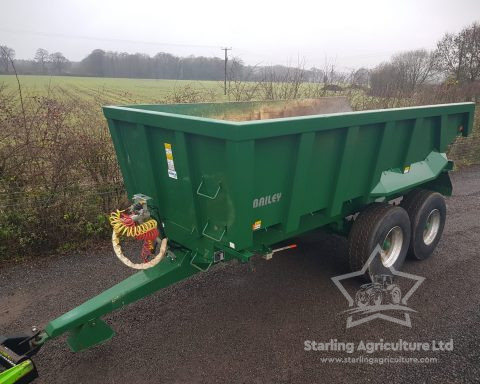 Bailey 18T Dump Trailer