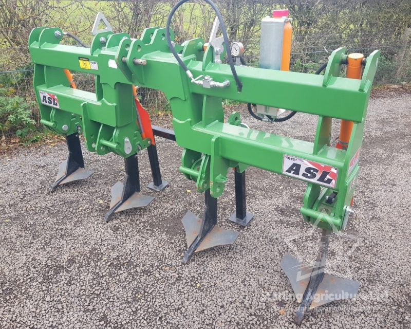 AgriWeld Soil Loosener / Sub Soiler Bar