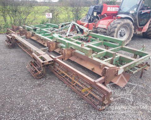 Bomford 6m Combination Harrow