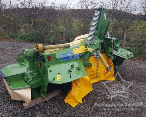 Krone CV320 Front Mower