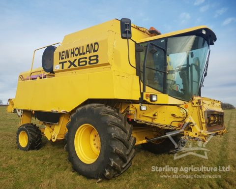 New Holland TX68 Combine