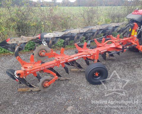 Gregoire-Besson 5 Furrow Plough
