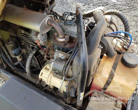 Doosan 7/20 Compressor