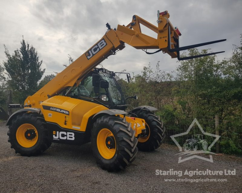 ** New JCB 542-70 Agri Super **