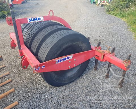 Sumo Front Tyre Presses