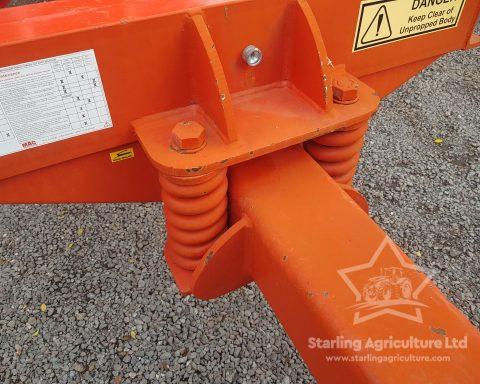McCauley 14T Construction Spec Dump Trailer