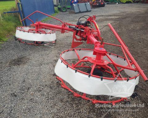 Lely Rotonde 510 Rake