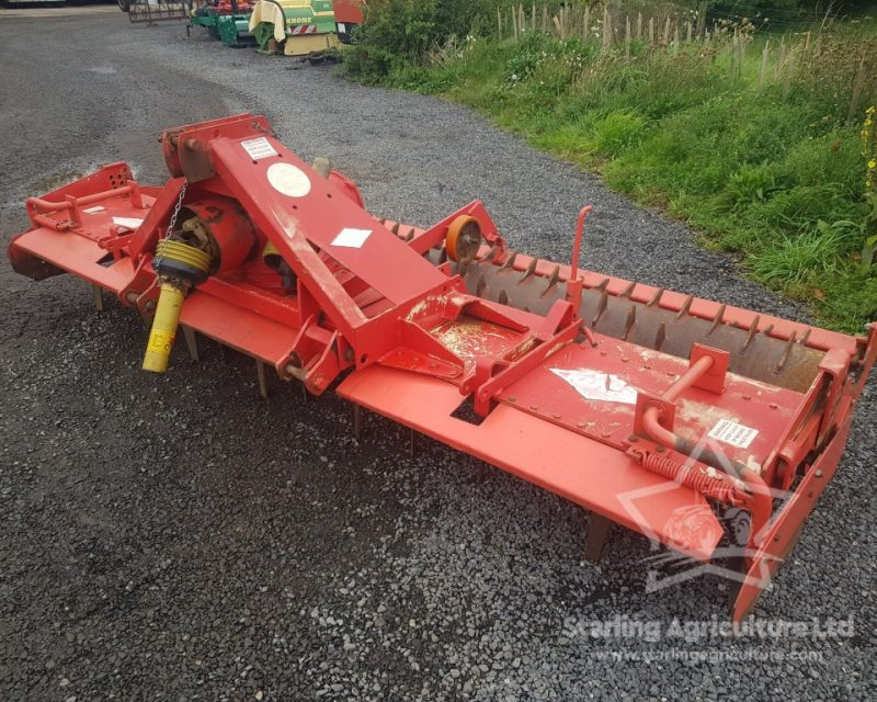 Kuhn 3501 Power Harrow